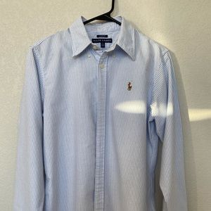 Ralph Lauren Classic Fit Button Down Shirt